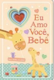 Livro Eu amo você bebê