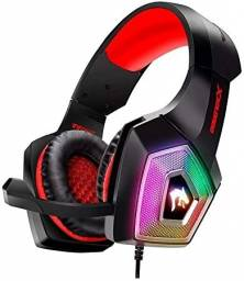 Fone De Ouvido Headset Gamer X Soldado Gh-x2000