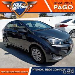 Hyundai HB20 Comfort Plus 1.6 2015 Completo