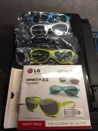 Óculos 3D LG cinema