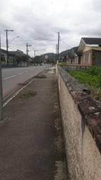 Terreno de frente avenida em armação penha sc.