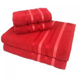 Kit toalha de Banho e Rosto