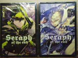 Seraph Of the End volumes 1 e 2