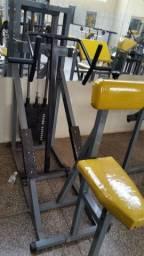 Aparelhos Musculaçao