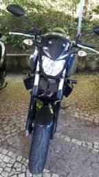 Yamaha MT 03 2020/20 novíssima  oportunidade