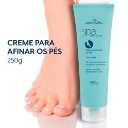 Creme Hidrarante para os pés - Hidrata e afina a pele