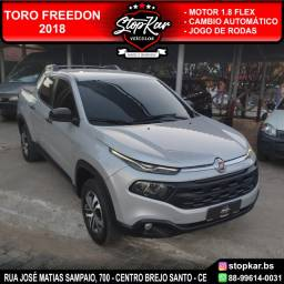 Título do anúncio: Toro Freedon 2018 - Prata - Extra