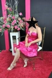 Título do anúncio: Vestido pink