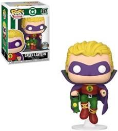 Funko Pop Heroes Green Lantern Series # 317 Importado