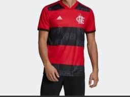 Camisa 1 do Flamengo 2021