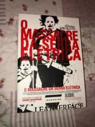 Livro making of de O Massacre da Serra Elétrica usado