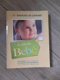 Livro A Vida do Bebê de Rinaldo de Lamare