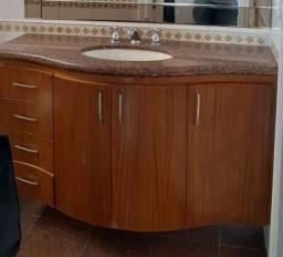 Bancada banheiro completa