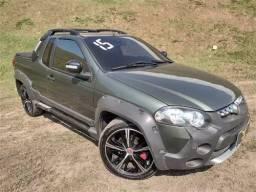Fiat Strada 2015 em 12x 24x 36x 48x ou 60x