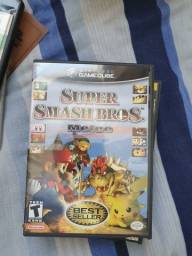 Jogo Super Smash Bros Melee - GameCube