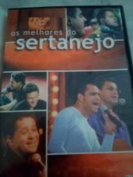 Dvd Os Melhores do Sertanejo