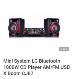 Mini system LG  XBOOM 1800w