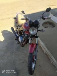 Título do anúncio: Moto Fan 125 2009
