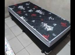 cama de solteiro  conjugada