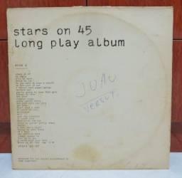 Lp Disco de Vinil Stars On 45 - Long Play Album