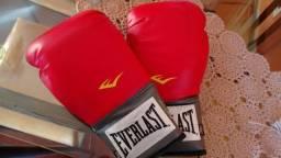Luva de boxe - Vermelha