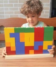 Blocos de Encaixe Tetris