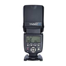 Flash Digital Yongnou Speedlite Yn560 Iv Novo