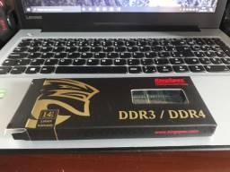 Memória RAM notebook 4gb ddr3 1600