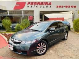 Título do anúncio: New Civic LXL 2011 Automarico Só de Brasília Pouco rodado