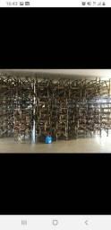 Jogos de cadeira de bambus