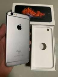 iPhone 6s 16GB Cinza / ÓTIMO ESTADO