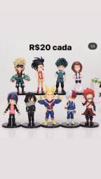 Miniaturas Boku no Hero