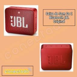 Título do anúncio: Caixa de Som Go 2 Bluetooth JBL Original