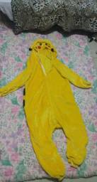 Pijama/ kigurumi do Pikachu