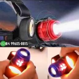 ®Farol Lanterna De Cabeça
