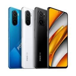 Xiaomi Poco F3 5G Global Snap870 128GB tela 6,67 120Hz E4 Amoled