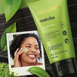 Título do anúncio: Máscara facial detox Matcha do Boticário