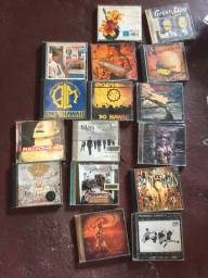 CD Rock nacional e internacional