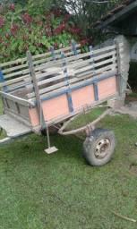 Barbada carroça