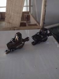Pinças de freio hidráulico gts
