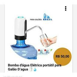 Bomba d'água elétrica