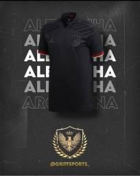 Camisa Alemanha All Black 21/22