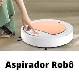 Aspirador Robô Inteligente Novo