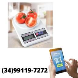 Balança Digital Cozinha 10 Kg Dieta Fitness Academia