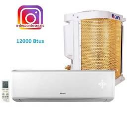 Ar-condicionado Gree 12.000 BTUs Frio 220v