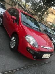 Vendo Fiat Punto 1.4 atractive ano 2013! Carro impecável.