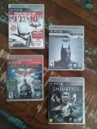 Jogos PS3 - 40,00 cada.