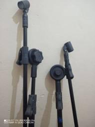 2 de Pedestal de microfone 220,00R$