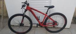 Bicicleta Oggi Hacker Sport 2020 + Kit Completo!