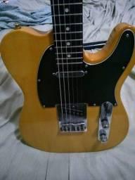 Título do anúncio: Guitarra Telecaster promoção aceito trocas